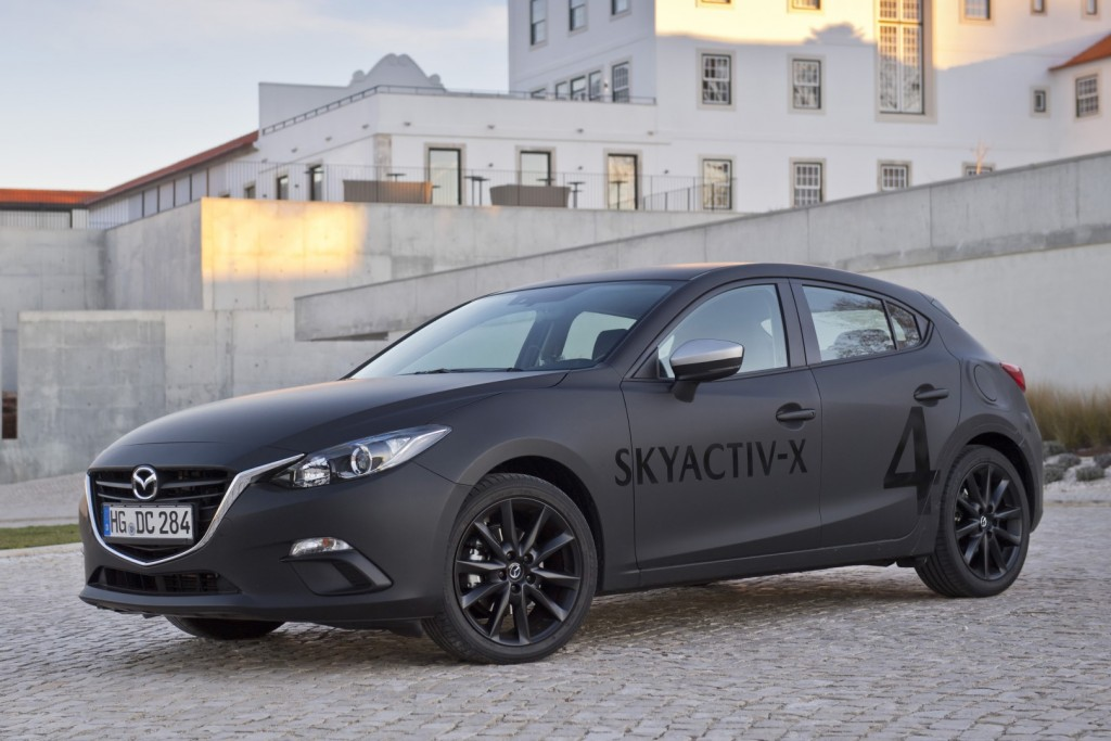 Mazda SKYACTIV-X - 02
