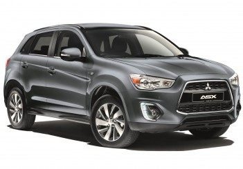 Mitsubishi ASX 4WD - cash bonus up to RM17,000