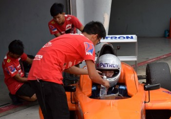 Petron F4 test - 30