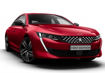 Peugeot 508 First Edition - 01