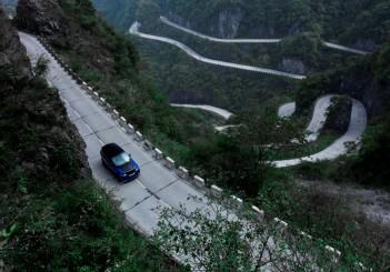 Range Rover Sport SVR - 06 Tianmen Road