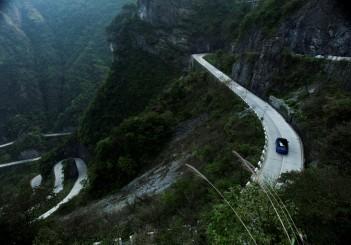 Range Rover Sport SVR - 07 Tianmen Road