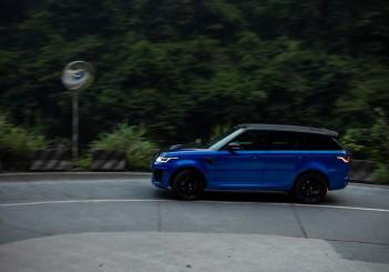 Range Rover Sport SVR - 12 Tianmen Road