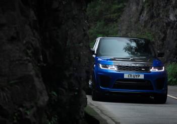 Range Rover Sport SVR - 13 Tianmen Road