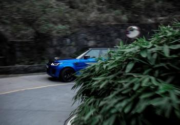 Range Rover Sport SVR - 15 Tianmen Road