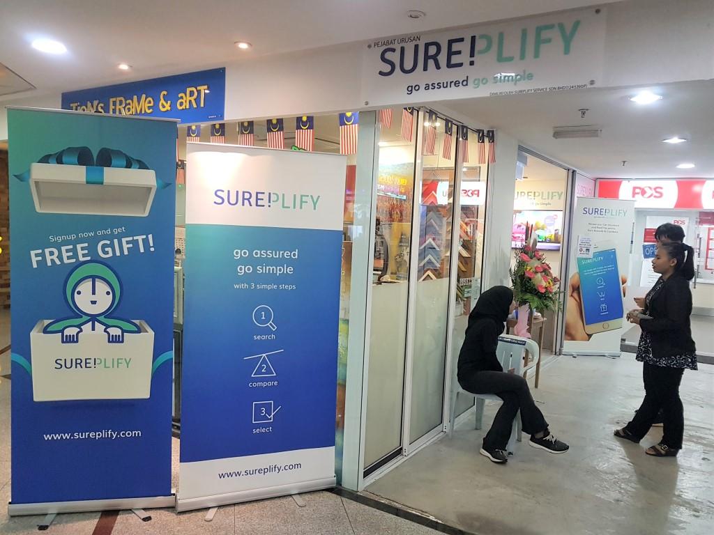 Insurance Service Platform Sureplify Opens First Physical