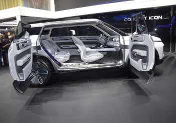 Geely Unveils Icon Concept At 2018 Beijing Auto Show Carsifu
