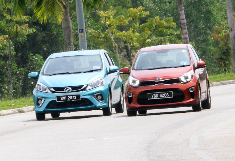 2018 Perodua Myvi vs Kia Picanto (6)