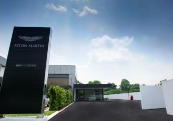 Aston Martin Service Centre - 01