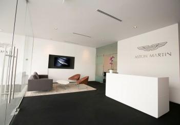Aston Martin Service Centre - 03