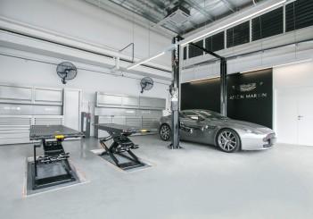 Aston Martin Service Centre - 04