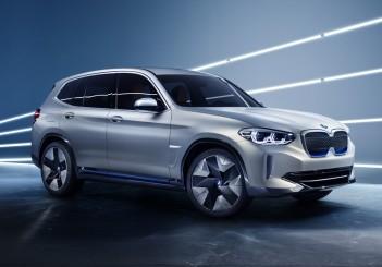 BMW Concept iX3 - 01