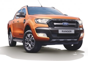 Ford Ranger 2.2L Wildtrak Front View (Custom)