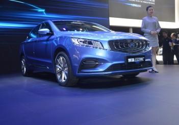 Geely Bo Rui GE plug-in hybrid (6)