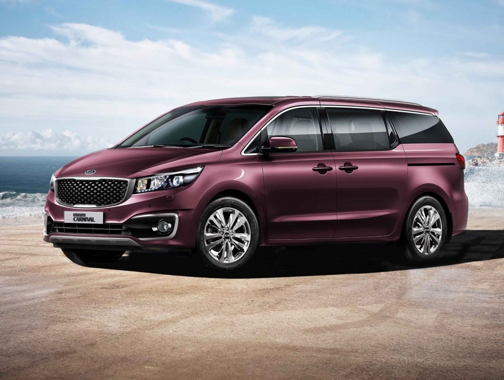 New Kia Grand Carnival 2 2d Sx Variant At Rm189k Opens For Bookings