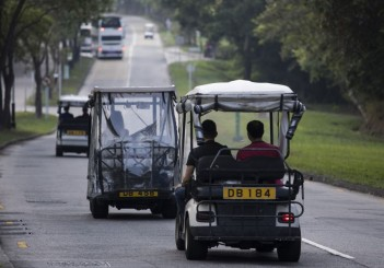 The $250,000 Golf Carts That Cost More Than a Tesla in Hong Kong