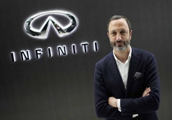 Infiniti executive design director Karim Habib