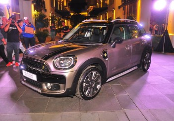 MINI Countryman Plug-in Hybrid (F60) - 01