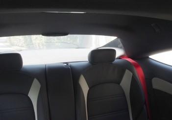 View rearwards