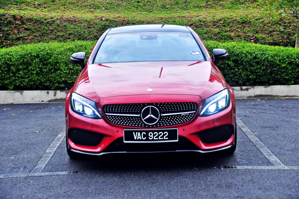 Mercedes-AMG C43 - 02