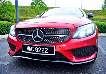 Mercedes-AMG C43 - 06