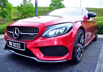 Mercedes-AMG C43 - 07