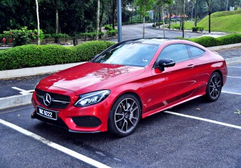 Mercedes-AMG C43 - 16