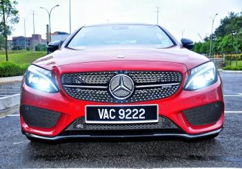 Mercedes-AMG C43 - 17