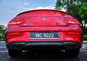 Mercedes-AMG C43 - 20