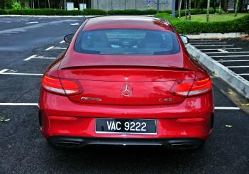 Mercedes-AMG C43 - 21