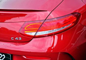 Mercedes-AMG C43 - 27
