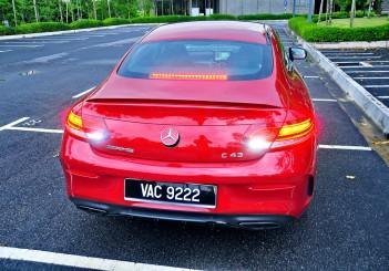Mercedes-AMG C43 - 30