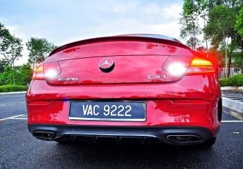 Mercedes-AMG C43 - 31