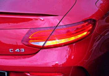 Mercedes-AMG C43 - 33