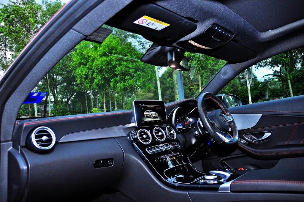 Mercedes-AMG C43 - 54