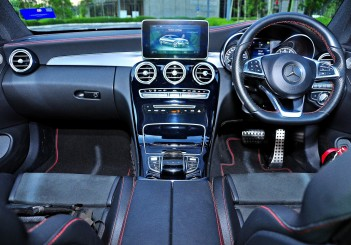 Mercedes-AMG C43 - 73