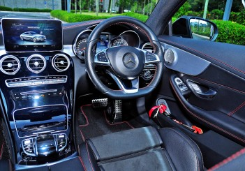 Mercedes-AMG C43 - 74