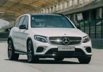 Mercedes-AMG GLC 43 - 01