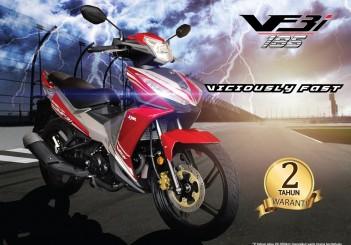 SYM VF3i - 01