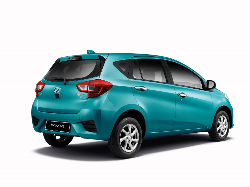 2018 Myvi Drives Perodua Record Sales In January To April