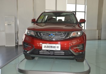 2018 facelifted Geely Boyue (5)