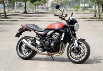 Kawasaki Z900 RS - 01