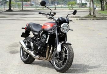 Kawasaki Z900 RS - 04