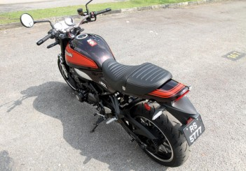 Kawasaki Z900 RS - 13