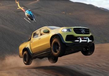 Mercedes-Benz X-Class - 01 Ubisoft (The Crew 2)