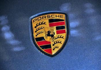 Porsche Cayenne S (E3) logo