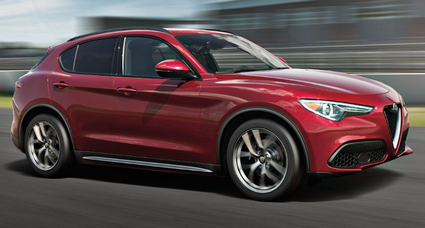 Alfa Romeo To Expand Suv Range With Performance Hybrids And Bigger