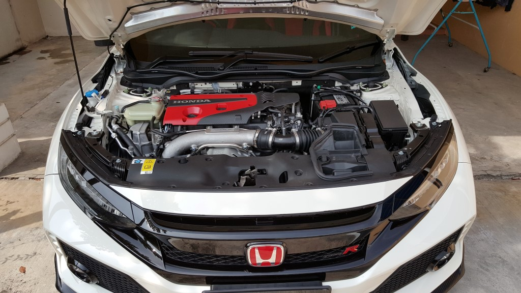 2018 Honda Civic Type R (3)
