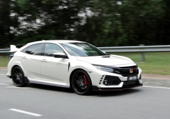 2018 Honda Civic Type R (6)