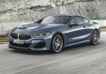 2019 BMW 8 Series Coupe (2)